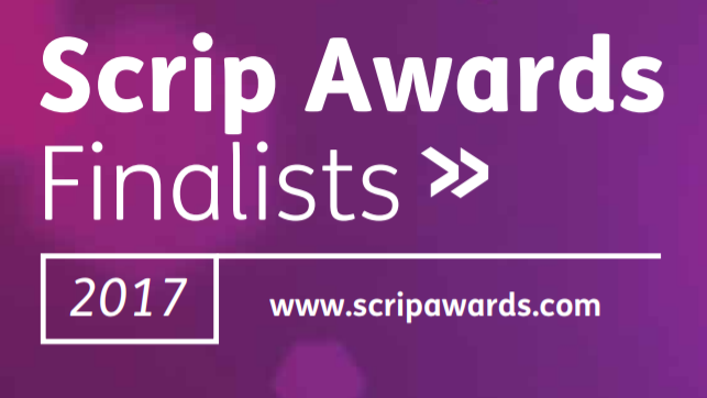SCRIP Awards 2017 Finalists