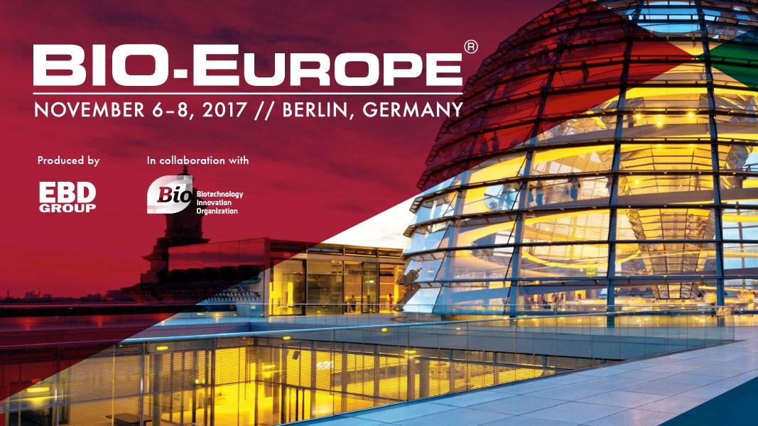 PHASTAR to attend BIO-Europe 2017 in Berlin