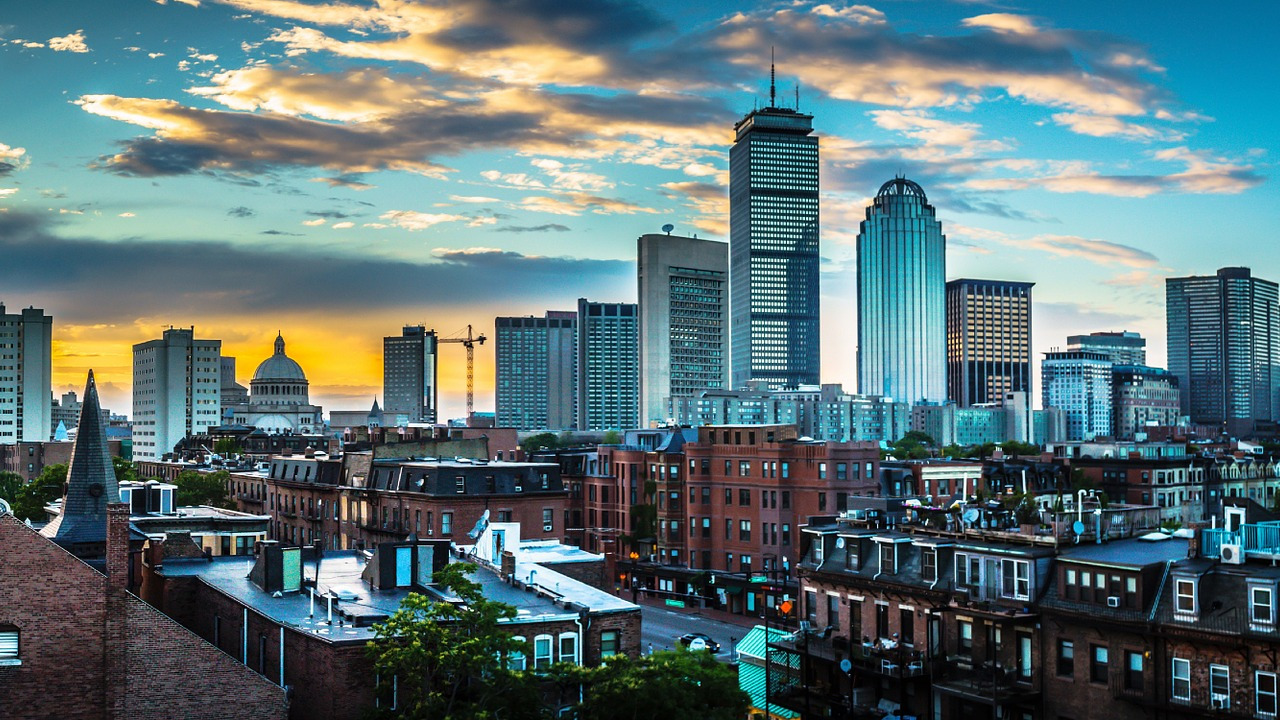 Announcing the opening of our Boston, MA office