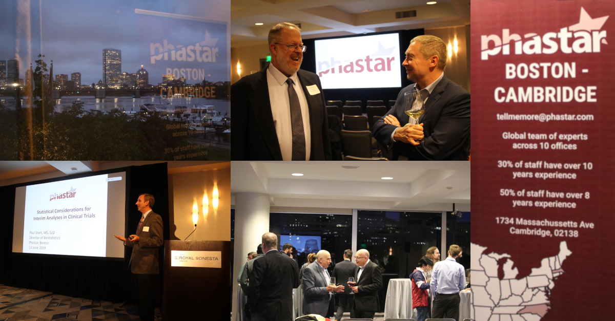 Highlights from PHASTAR's Life Science Reception