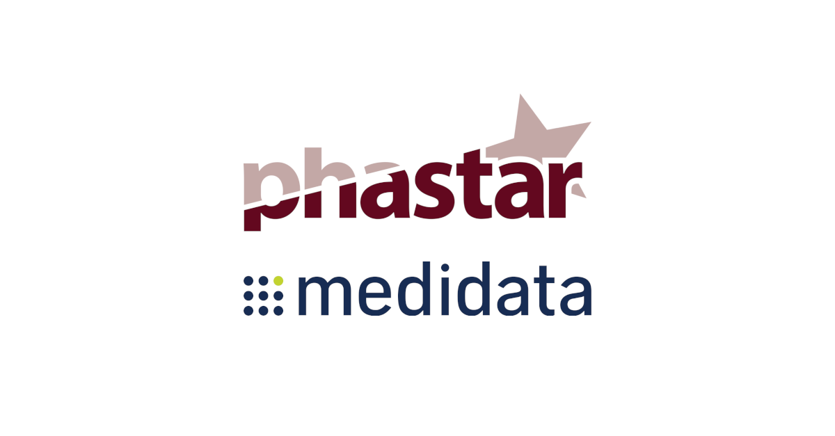 PHASTAR enters into partnership with Medidata