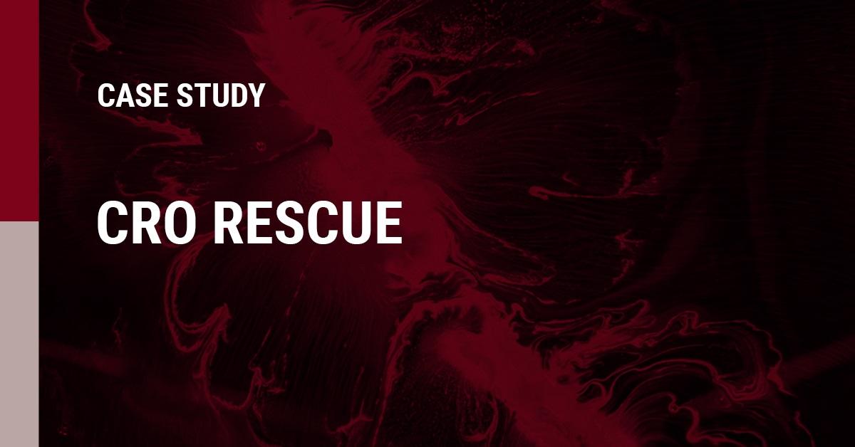 CRO Rescue