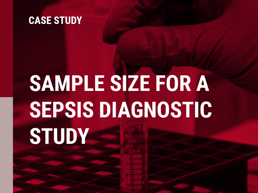Sample Size for a Sepsis Diagnostic Study