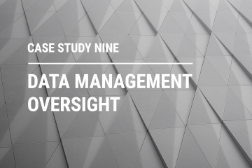 Clinical Data Management Oversight