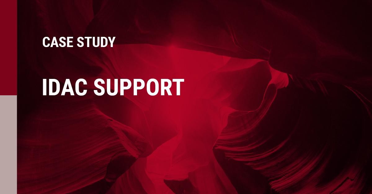 IDAC Support