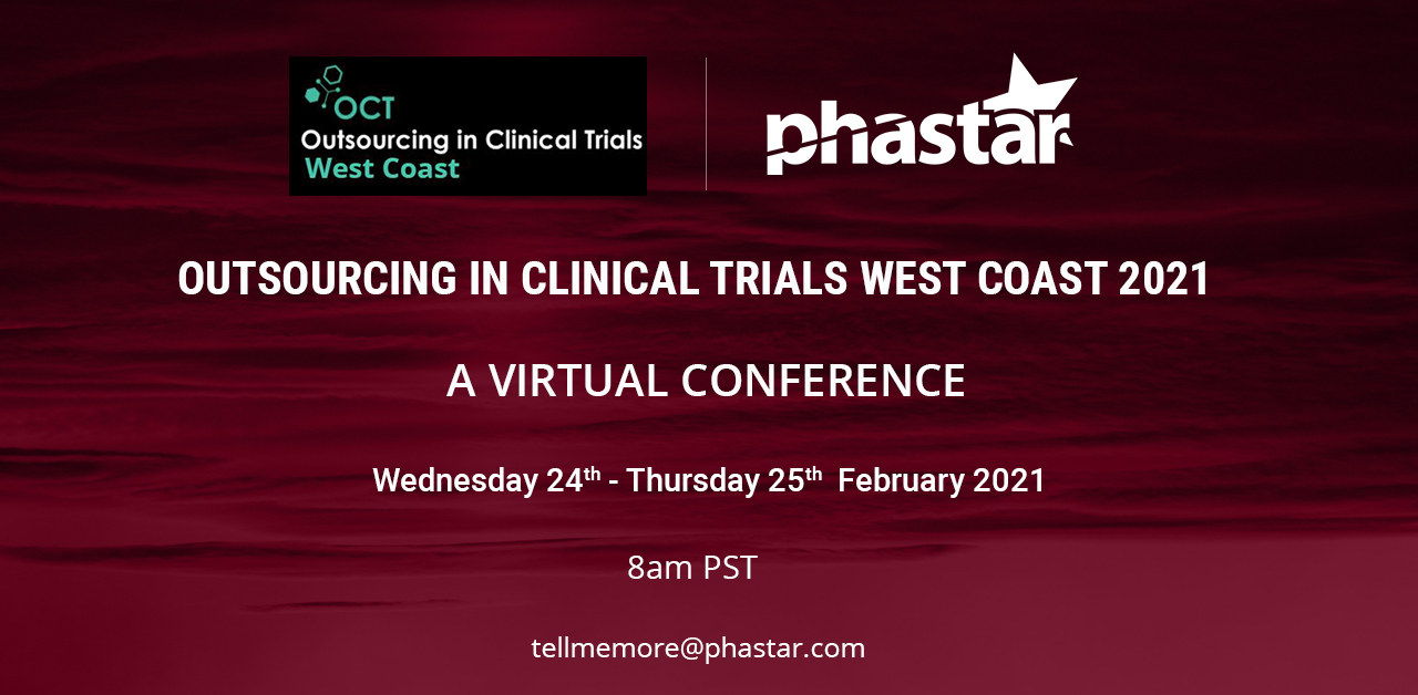 PHASTAR is attending OCT West Coast 2021