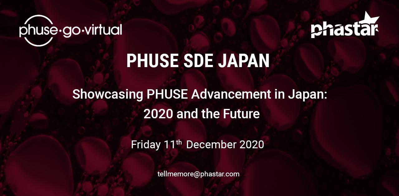 PhUSE SDE Japan