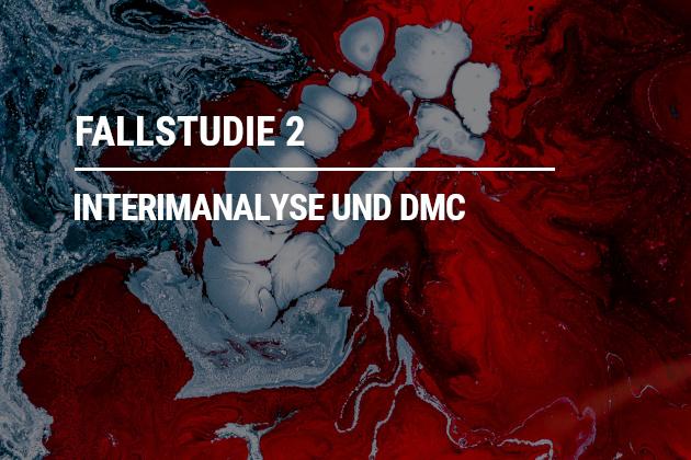 Interimanalyse und DMC