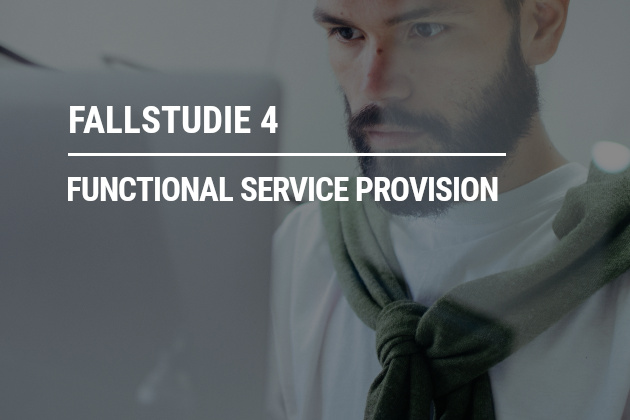 Functional service provision - Fallstudie