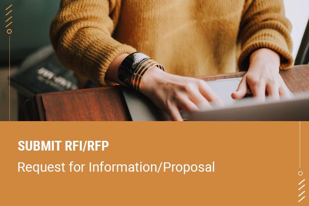 Submit RFI/RFP