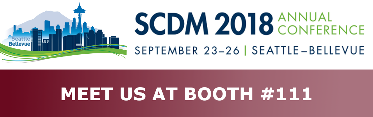 PHASTAR are exhibiting at SCDM 2018 Seattle-Bellevue!