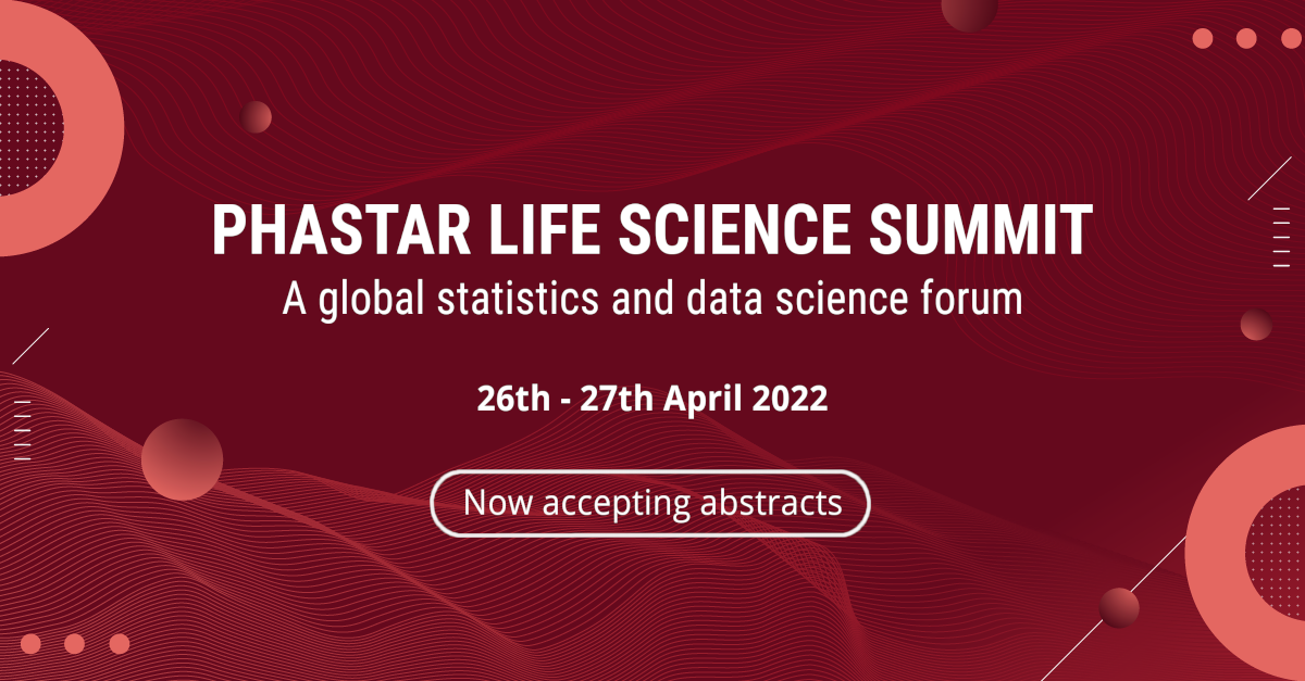 Image of PHASTAR's 2022 Life Science Summit - taking place April 26th - 27th