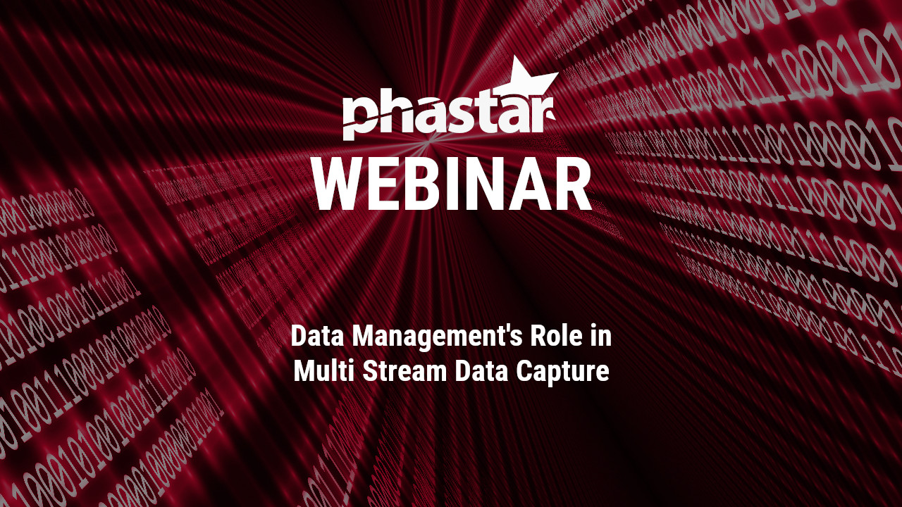 Data Management's Role in Multi Stream Data Capture