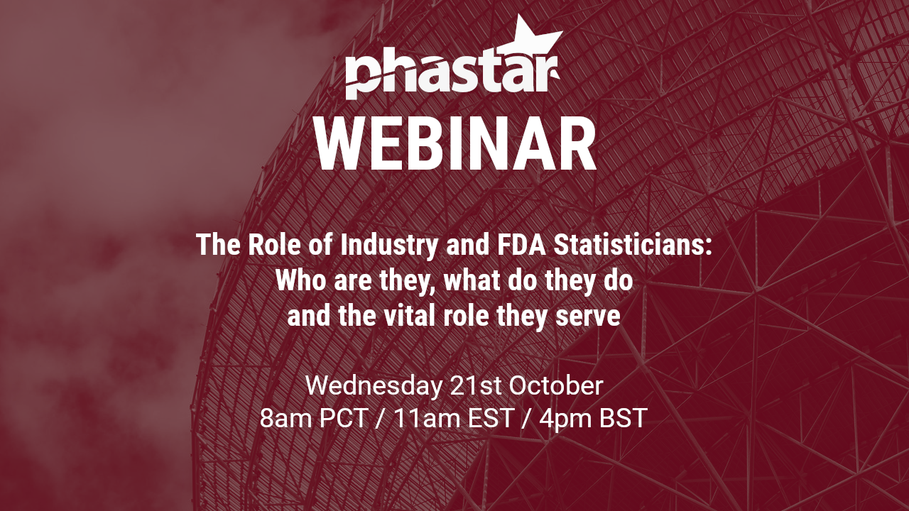The Role of Industry and FDA Statisticians: Who are they, what do they do and the vital role they serve