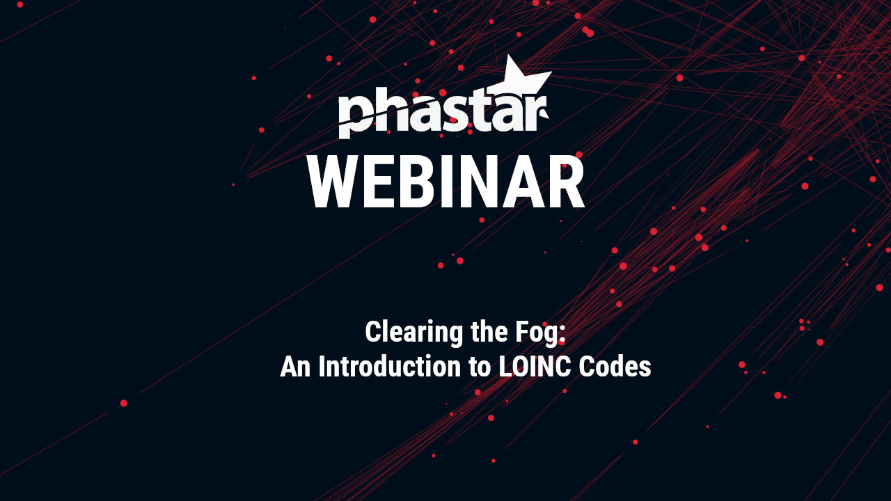 Clearing the Fog: An Introduction to LOINC Codes