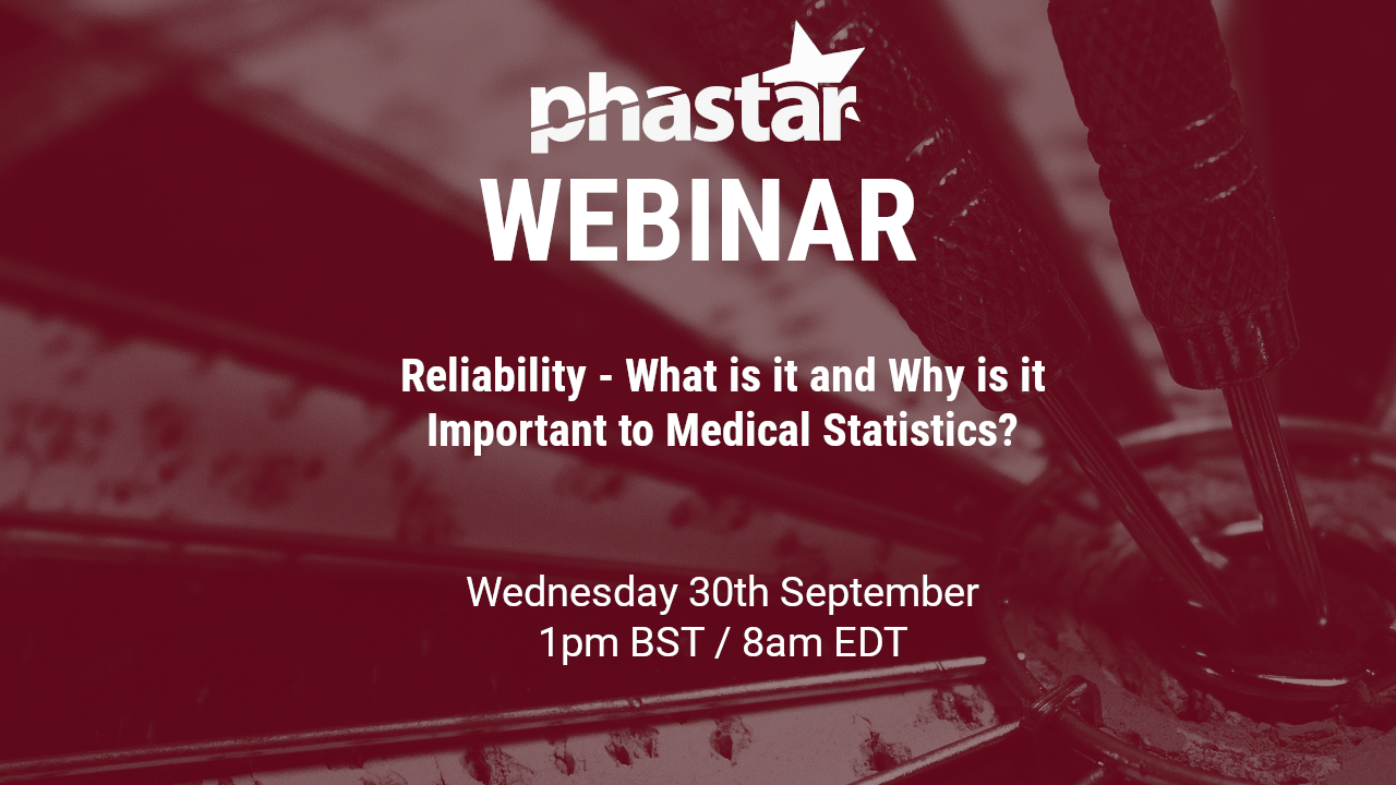 Reliability- what is it and why is it important to medical statistics?