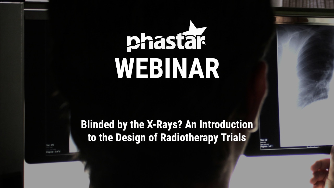 Blinded by the X-Rays? An Introduction to the Design of Radiotherapy Trials