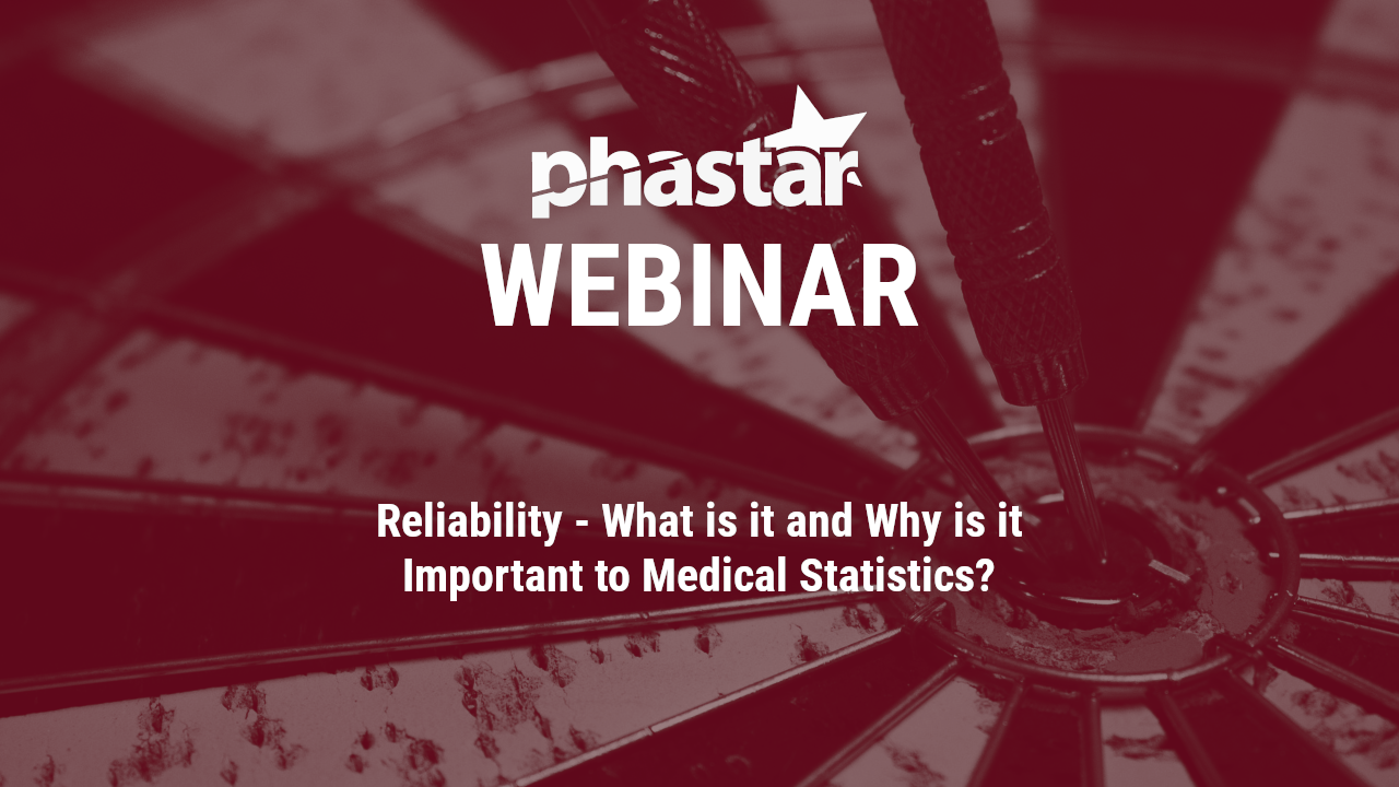 Reliability - What is it and Why is it Important to Medical Statistics?